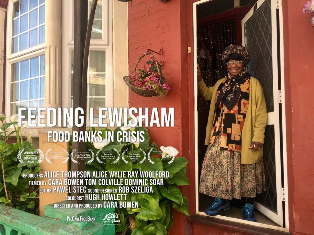 Feeding Lewisham