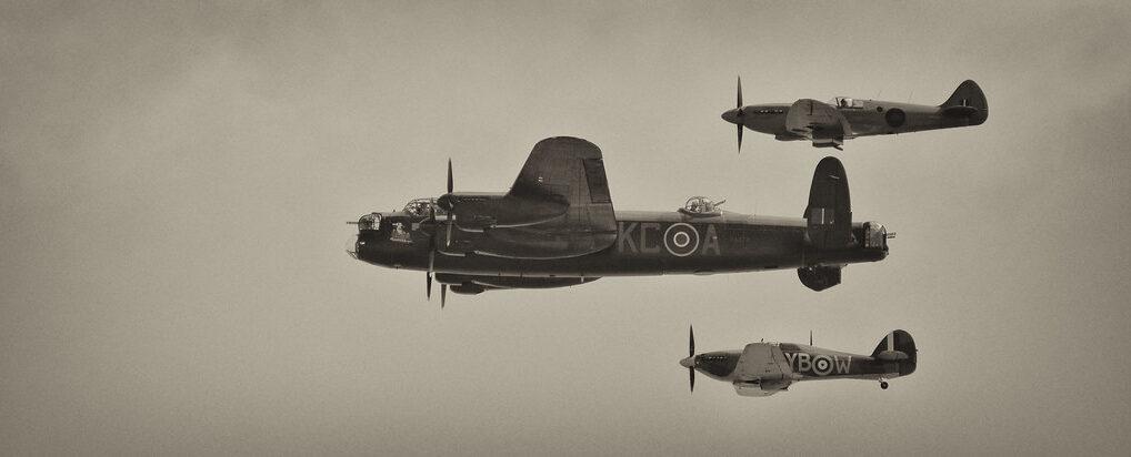 Battle Of Britain planes